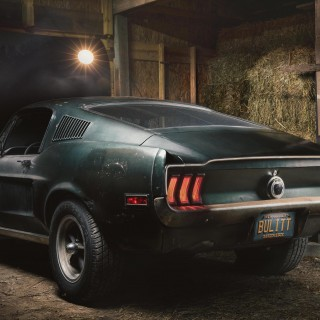 The Steve McQueen Bullitt Mustang Is Going Up For Sale! But How Much Is It Worth?