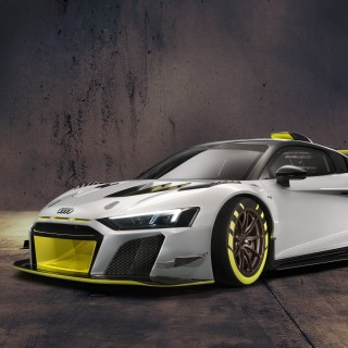 Meet The Most Potent Audi Sport Customer Race Car Ever Developed: The 640hp R8 LMS GT2