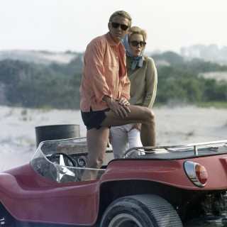 Steve McQueen's Dune Buggy From The Thomas Crown Affair Is Going To Auction Next Year