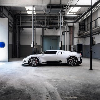Bugatti's New Centodieci Is A Futuristic Homage To The EB110 And Also The Most Powerful Production Bugatti Ever