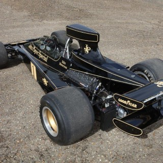 F1 Legend Jody Scheckter Is Showing 30 Awesome Grand Prix Cars At Chris Evans' CarFest South