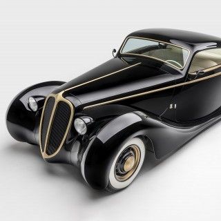Metallica And Car Culture Will Combine When James Hetfield's Incredible Custom Cars Are Displayed At The Petersen