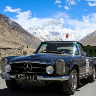 Drive Your Classic To The Himalayas. Or Mongolia. Or Ethiopia. Or Alaska! These are Rally Round's 2020-2022 Adventures