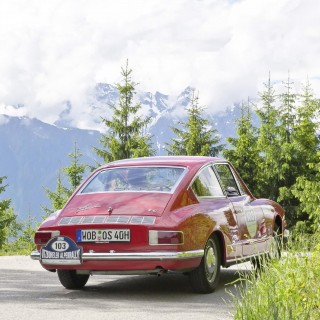 2019 Sachsen Classic Will Feature A Brace Of Classic Volkswagen Coupes And A T2 Currywurst Food Truck