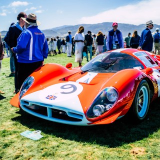 The Pebble Beach Concours d'Elegance Celebrated 300 Years of Anniversaries With Some Epic Cars
