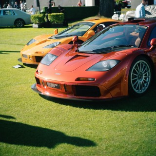 The Quail, A Motorsports Gathering Is Where You'll Find McLaren F1s Mingling With Pre-War Bentleys