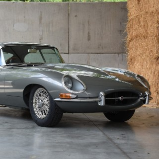 Lost In Gloucestershire Project Saves The 10th E-Type 4.2 Built From A Rusty Demise In The Undergrowth