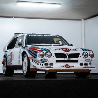The RAC Rally-Winning Lancia Delta S4—The Ultimate Group B Monster—Is Heading To Auction In London