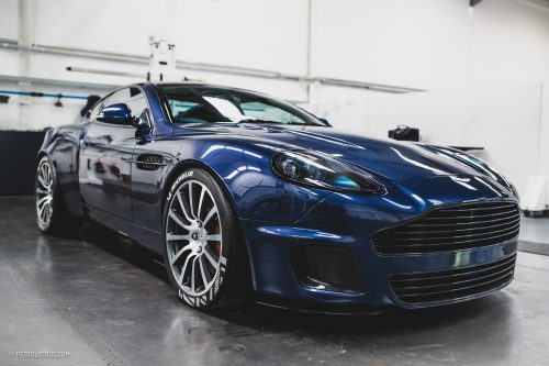 We Got An Exclusive Look At The New Aston Martin Vanquish 25 By Callum Petrolicious