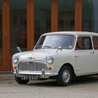 Is This Immaculate 272-Mile Mk1 Morris Minor The Most Original Example In The World?