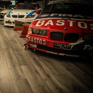 This Workshop Houses Some Of The World's Coolest BMW Touring Cars