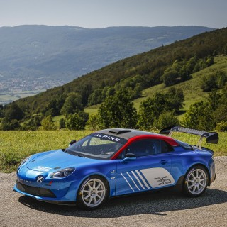 Alpine Adds The A110 Rally To Its Portfolio Of Customer Competition Models