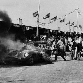Goodwood Revival Is To Honor The Momentous Last Race Of The 1959 World Sportscar Championships