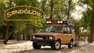 Land Rover Discovery Camel Trophy: Sandglow