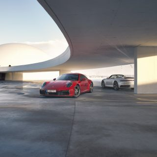 Porsche Adds The Carrera 4 And Carrera 4 Cabriolet To Its Continually Expanding 911 Range