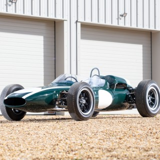 A World Champion's F1 Cooper—Linked To Jack Brabham And Jackie Stewart—For Sale At Bonhams' Goodwood Revival Auction