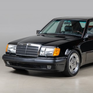 The Mercedes-Benz 500E Is Still The Quintessential '90s Q-Car