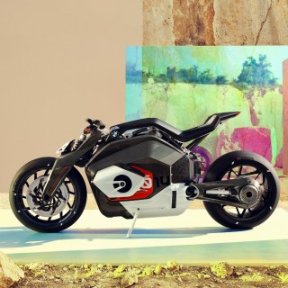 Is This The Future Of Motorcycling? It Is According To BMW At The Frankfurt Show