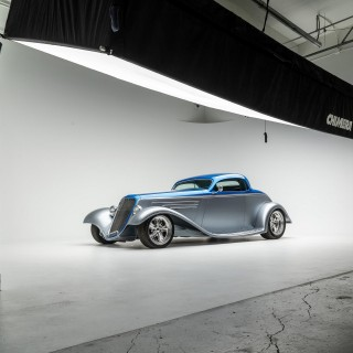 Petersen Automotive Museum Reveals Its Most Prized Vehicles In A Limited-Offer Vault Photography Tour