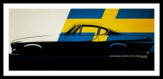 Nation Series: Sweden – Volvo P1800
