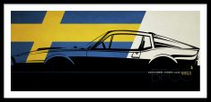 Nation Series: Sweden – Saab Sonett III