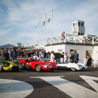 GALLERY: The Goodwood Revival Is Still The Ultimate Period-Correct Motorsport Weekend