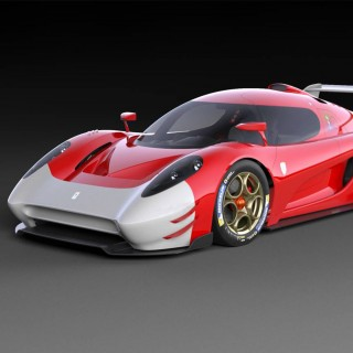 The First American Car To Win Le Mans In Over 50 Years? Scuderia Cameron Glickenhaus Reveals The SCG 007!