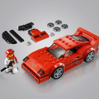 It's Official, LEGO Just Landed In The Petrolicious Shop