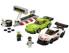 LEGO® Speed Champions: Porsche 911 RSR and 911 Turbo 3.0
