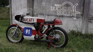 1969 Ducati: The Duchess Of Speed
