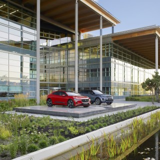 Jaguar Land Rover Says This Is The Most Advanced Design Center In The World