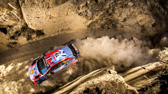 Our Chat With 9x-WRC Champion Sébastien Loeb On His Rallying Return With Hyundai