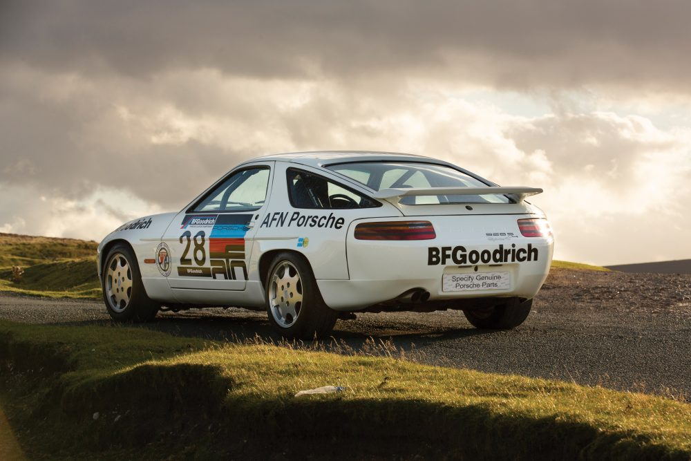 This May Well Be The Ultimate Road Legal Track Day Porsche