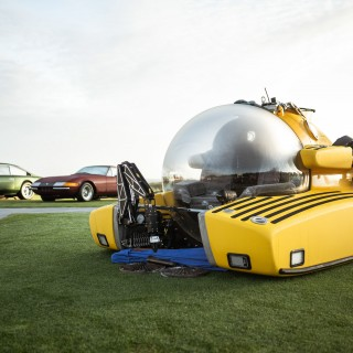 GALLERY: 'The Bridge' Brings Deep Sea Submersibles And Ferrari 512s Together For A Very Diverse Car Show