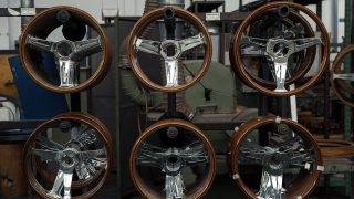 Nardi: Steering Wheels
