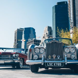 We Went To NY To View The World's First Rooftop Concours