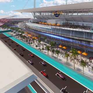 Formula 1 In Miami Could Be Back On—This Time Around The Hard Rock Stadium In May 2021