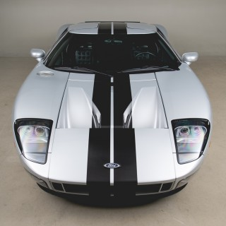Here Is Your Chance To Save This Delivery-Mileage Ford GT From A Life Of Idleness