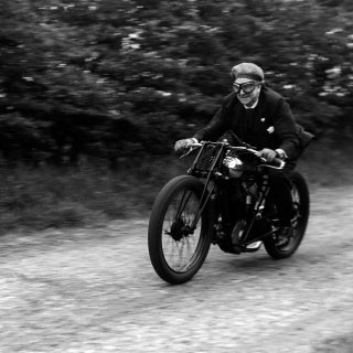 What Do You Get When You Cross An Aston Martin With A Brough Superior Motorcycle? We'll Find Out Soon...