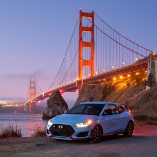 GALLERY: Go Behind The Scenes On Our 2019 Hyundai Veloster N Film Shoot