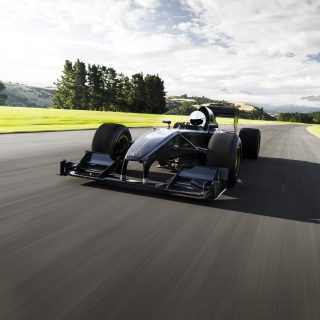 The Rodin FZED Single-Seater Promises Near-F1 Levels Of Track Day Performance Without F1 Levels Of Cost