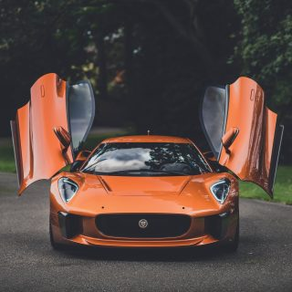 No Mr. Bond, I Expect You To Buy: The Jaguar C-X75 'Spectre' Sports Car Is Looking For A New Evil Lair To Call Home