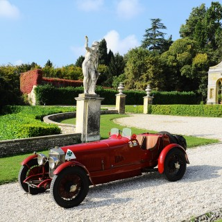 After The Targa Florio And Decades Of Racing In The UK, This 1924 Alfa Romeo RL TF Is Enjoying Active Retirement In Italy