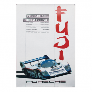 Period-Correct Porsche Posters And More From Collector Car Studio Have Arrived In The Petrolicious Shop