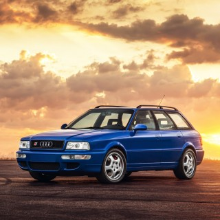 Audi Just Made The Perfect Period-Correct Advertisement For A Car It Sold 25 Years Ago