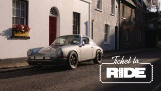 1970 Porsche 911T: Ticket To Ride