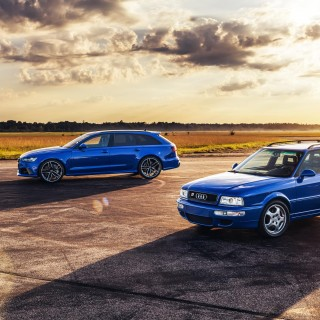 Audi Made A Film For RS Fans To Celebrate The New RS6 Avant's US Debut
