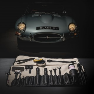 Lucky Enough To Have A Jaguar E-Type? Now, For The First Time In Nearly 50 Years, You Can Have The Original Toolkit Too