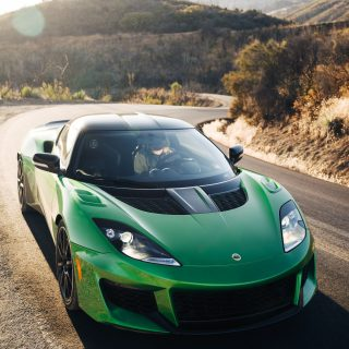 I Drove The Lotus Evora GT After Everyone Else And It's Exactly What We Need