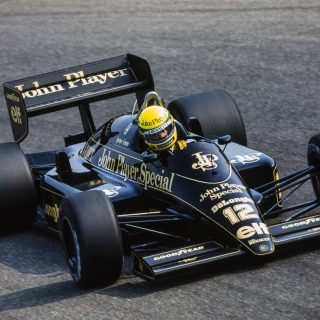 FIVE Things You May Have forgotten About Ayrton Senna's Lotus F1 Years